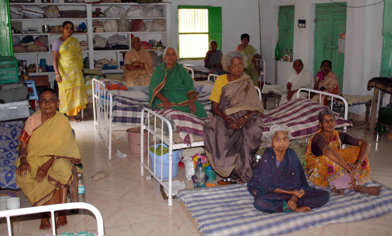 Old age home images